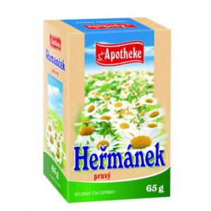 Heřmánek pravý - květ sypaný 65 g