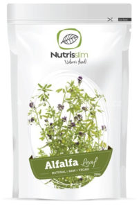 Alfalfa Leaf Powder 250g - vojtěška