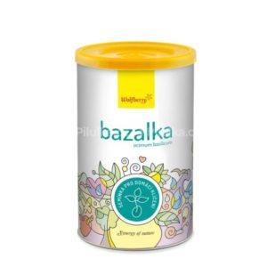 Semínka bazalky vhodná na klíčení