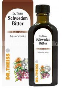 Žaludeční hořká Dr. Theiss Schwedenbitter