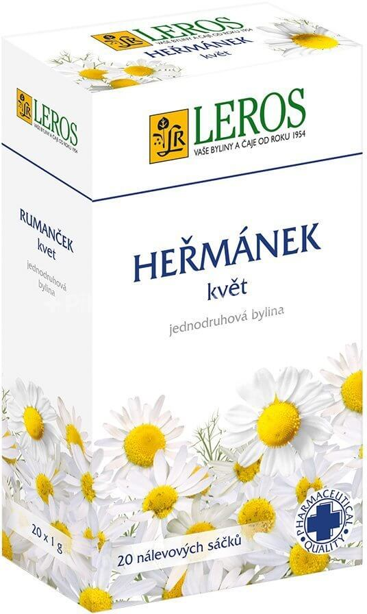 LEROS Heřmánek květ