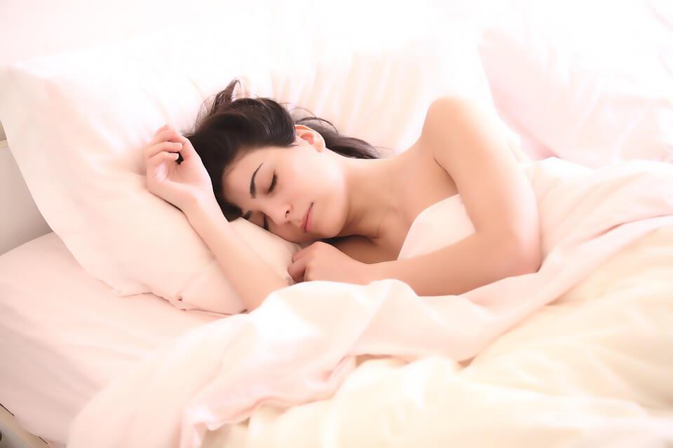 jak na zdravý spánek